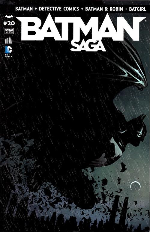 Couverture de Batman Saga -20- Numéro 20