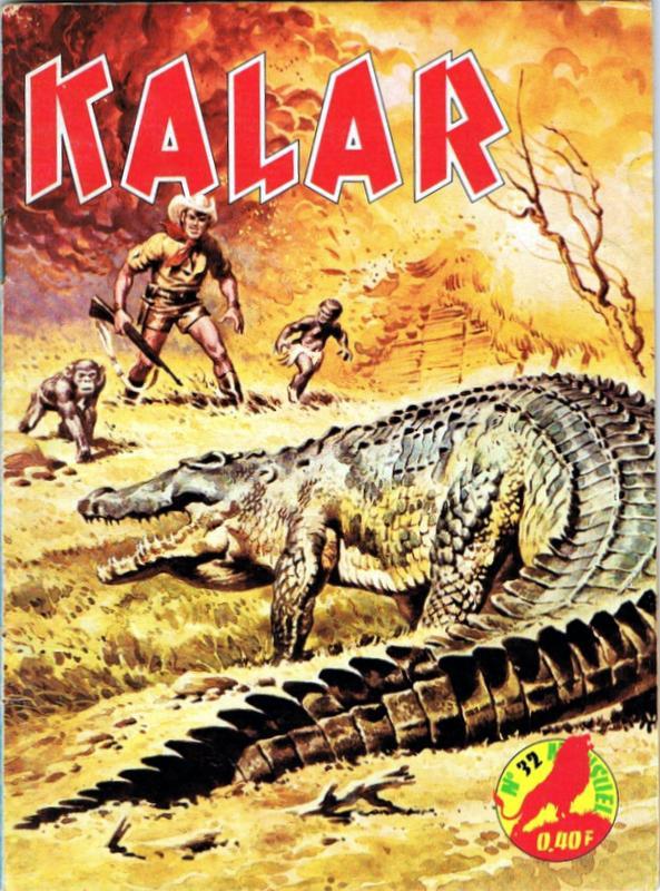 Couverture de Kalar -32- Les entêtés