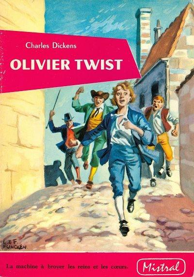 Couverture de (AUT) Funcken - Oliver twist