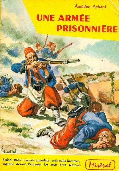 Couverture de (AUT) Funcken - Une armée prisonnière