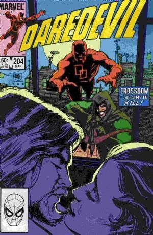 Couverture de Daredevil (1964) -204- Vengeance of the victim !