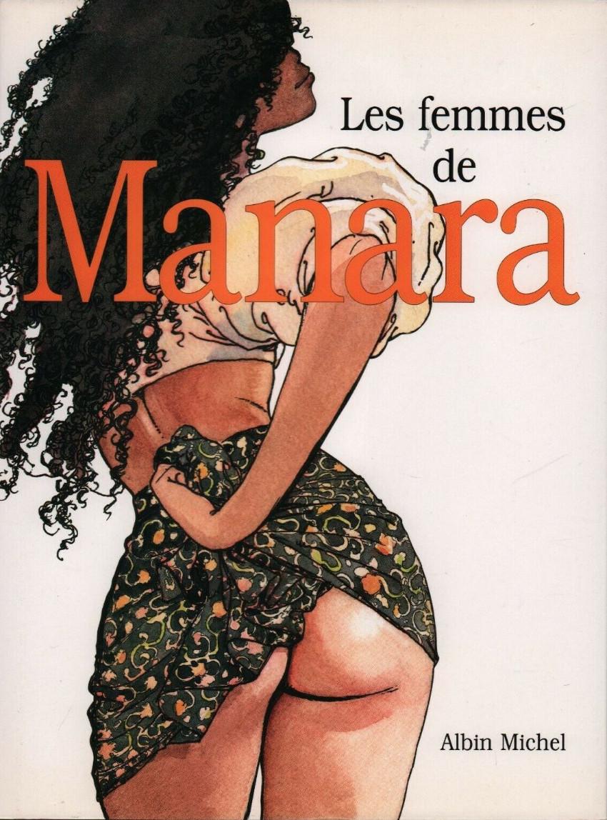 (AUT) Manara - Les femmes de Manara