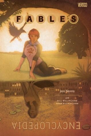 Couverture de Fables (2002) -HS- Encyclopedia