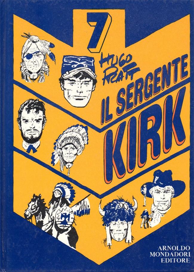Couverture de Sergente Kirk - Il Sergente Kirk