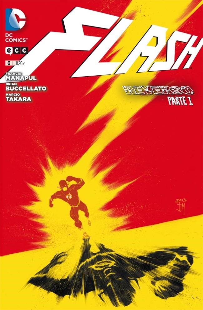 Couverture de Flash (en espagnol) -6- Reverso. Parte 1