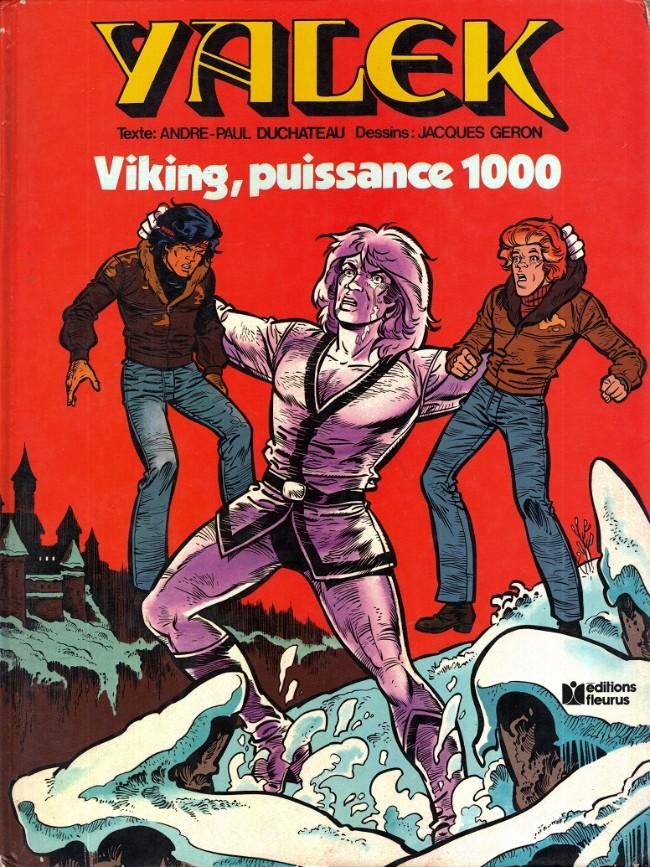 Couverture de Yalek -102- Viking, puissance 1000