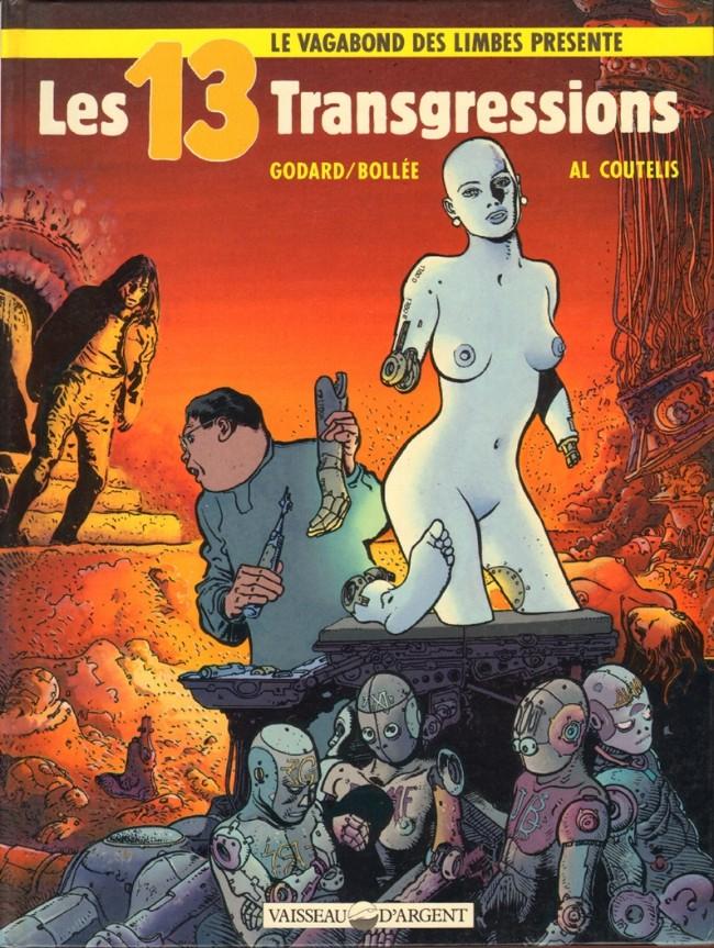 Couverture de Le vagabond des Limbes présente -HS02- Les 13 Transgressions