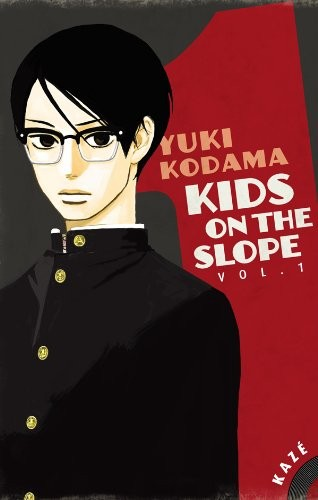 Kids On The Slope Intégrale Tome 1 a 9 Official Ebook FR