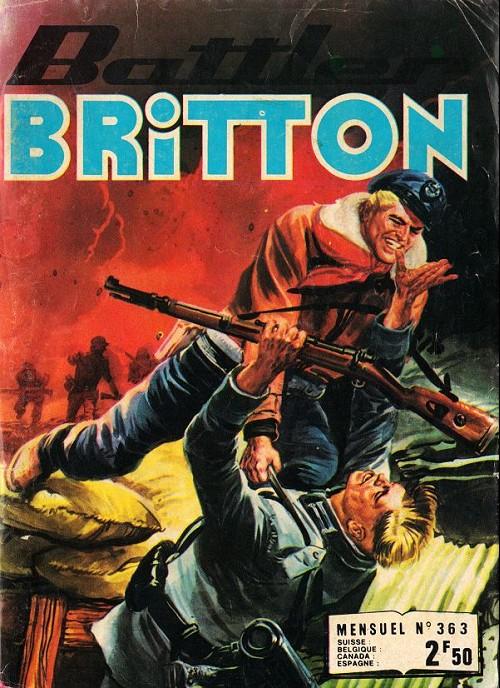 Couverture de Battler Britton (Imperia) -363- L'ami des bêtes - altitude zéro