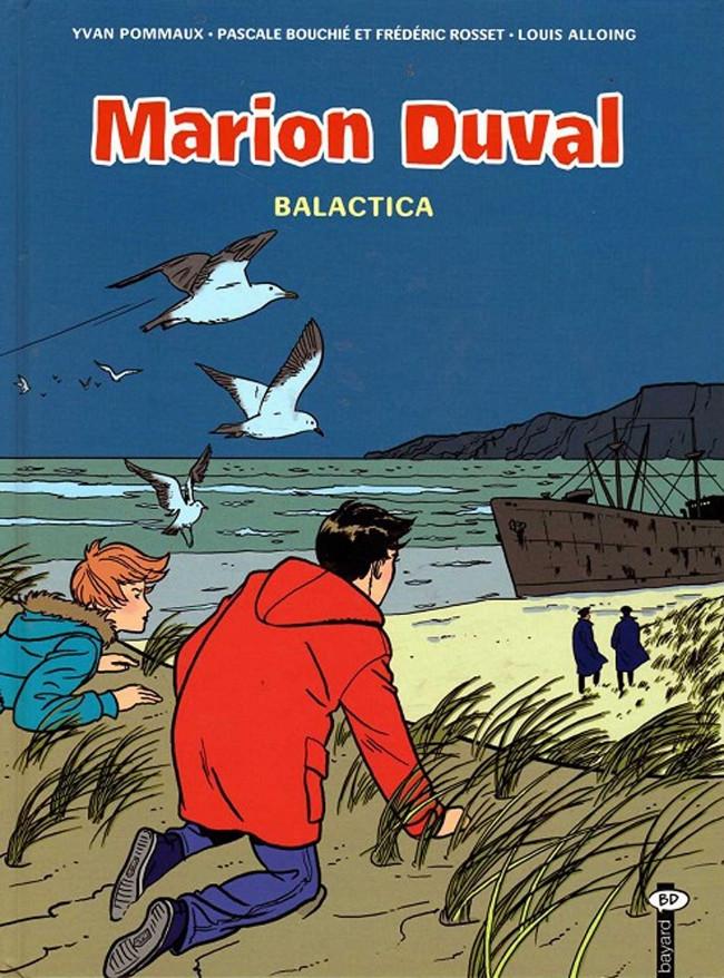 Couverture de Marion Duval -23- Balactica