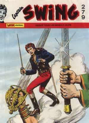 Couverture de Capt'ain Swing! (1re série) -279- Captain Swing 279