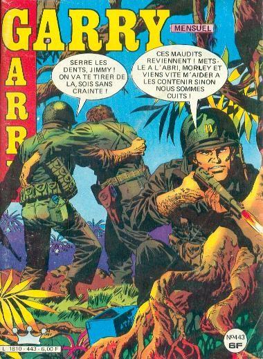 Couverture de Garry (Impéria) (2e série - 190 à 456) -443- Garry 443