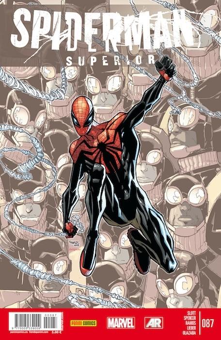 Couverture de Asombroso Spiderman -87- ¡Corre, Duende, Corre!