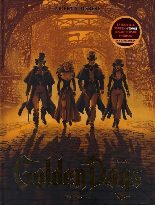 Golden Dogs - T 01- Fanny