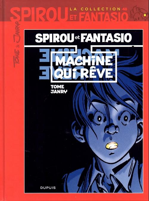 Couverture de Spirou et Fantasio - La collection (Cobra) -48- Machine qui rêve