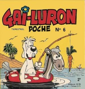 Couverture de Gai-Luron (Poche) -6- Surveillant de plage