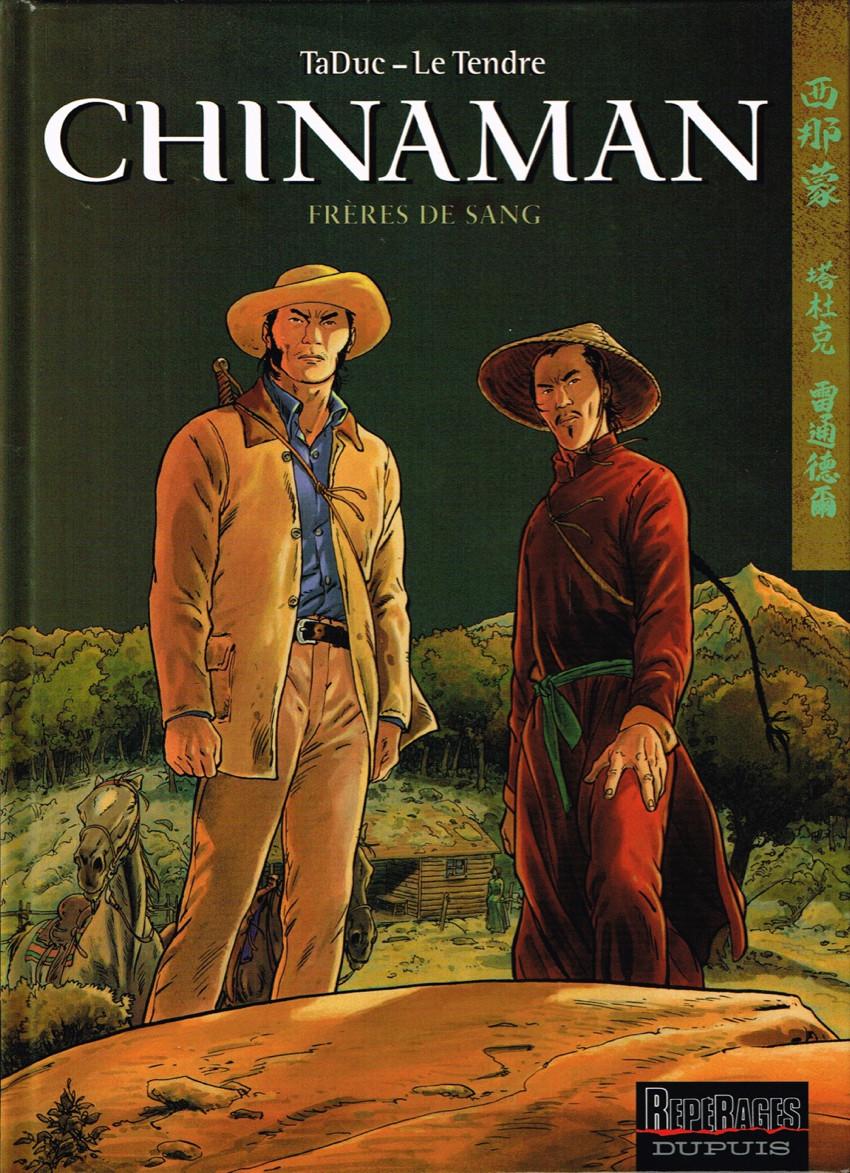 Couverture de Chinaman -6- Frères de sang
