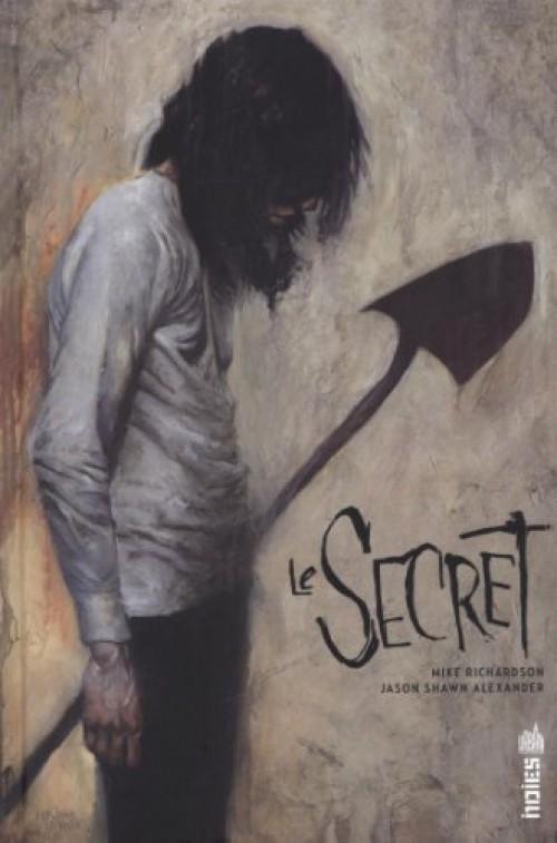 Couverture de Le secret