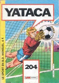 Couverture de Yataca (Fils-du-Soleil) -204- Yataca 204