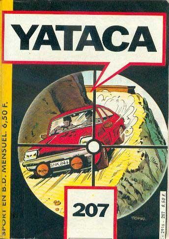 Couverture de Yataca (Fils-du-Soleil) -207- Yataca 207