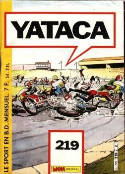 Couverture de Yataca (Fils-du-Soleil) -219- Yataca 219