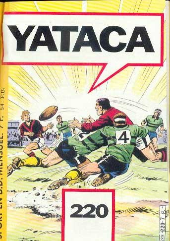 Couverture de Yataca (Fils-du-Soleil) -220- Yataca 220