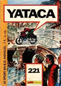 Couverture de Yataca (Fils-du-Soleil) -221- Yataca 221