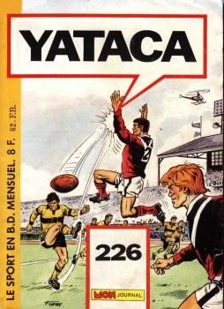 Couverture de Yataca (Fils-du-Soleil) -226- Yataca 226