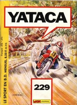 Couverture de Yataca (Fils-du-Soleil) -229- Yataca 229