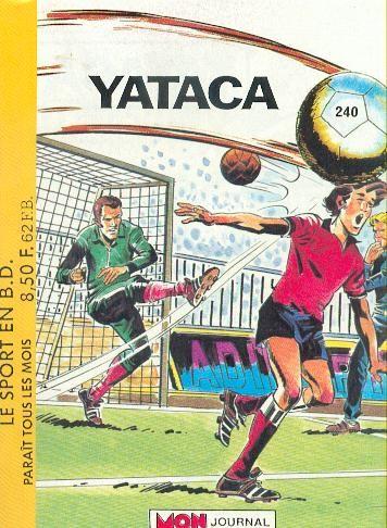 Couverture de Yataca (Fils-du-Soleil) -240- Yataca 240