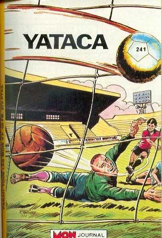 Couverture de Yataca (Fils-du-Soleil) -241- Yataca 241