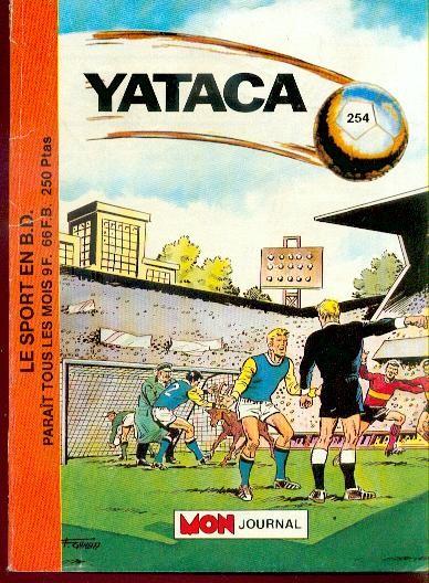 Couverture de Yataca (Fils-du-Soleil) -254- Yataca 254