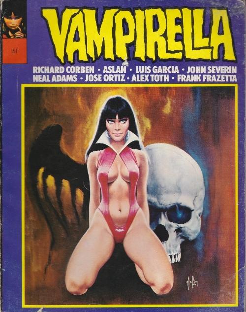 Couverture de Vampirella (Publicness) -Rec06- Album N°6 (du n°20 au n°22)