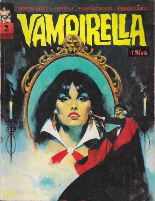 Couverture de Vampirella (Publicness) -Rec02- Album N°2 (du n°5 au n°7)