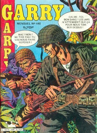 Couverture de Garry (Impéria) (2e série - 190 à 456) -440- Garry 440