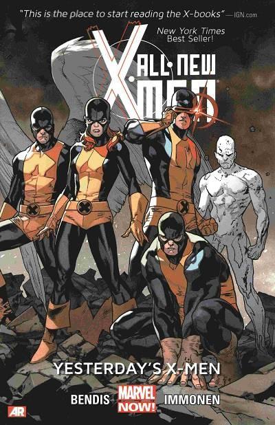 Couverture de All-New X-Men (Marvel comics - 2012) -INT01- Yesterday's X-Men
