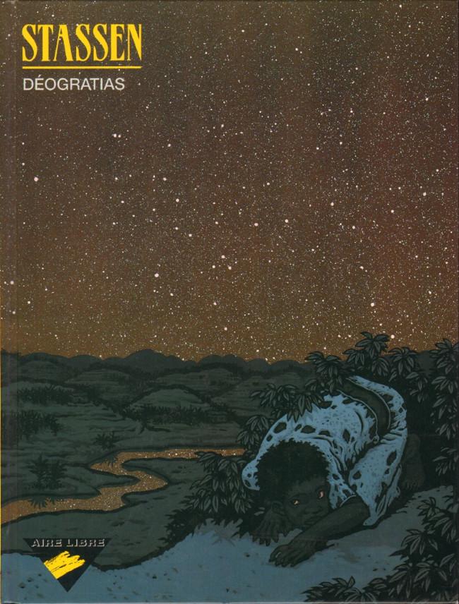 Couverture de Déogratias