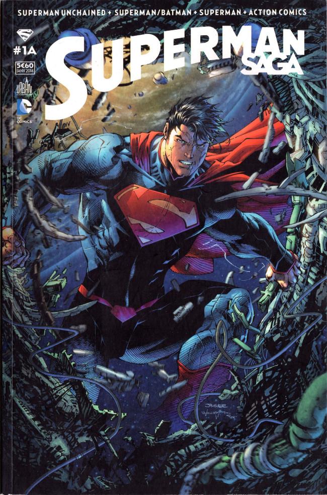 Couverture de Superman Saga -1- Numéro 1