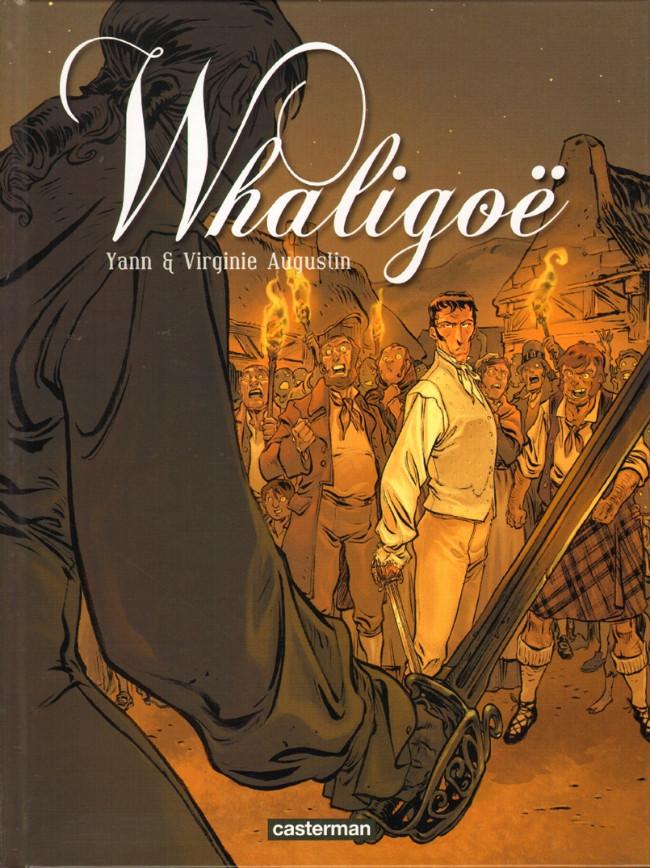 Couverture de Whaligoë -2- Tome 2