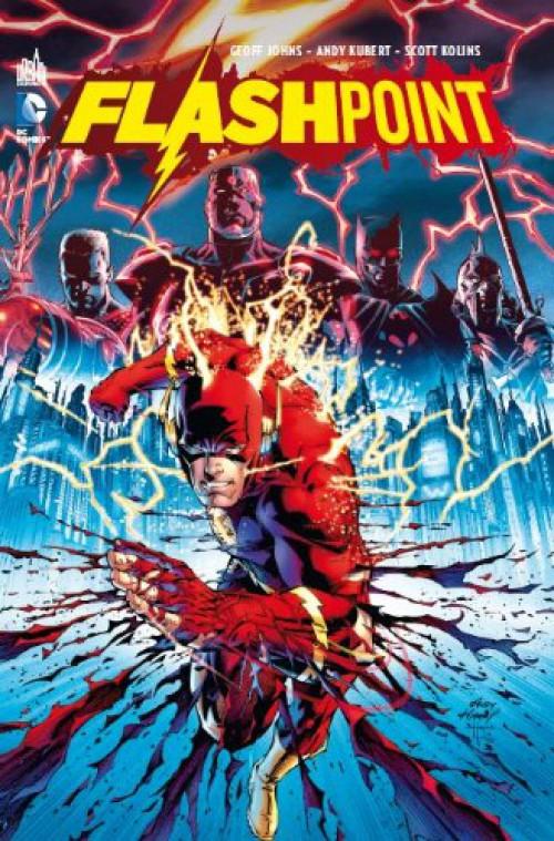 Couverture de Flashpoint (DC Classiques) - Flashpoint