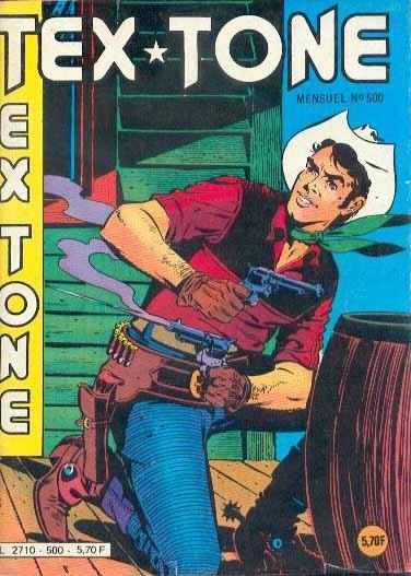 Couverture de Tex-Tone -500- Tex tone 500