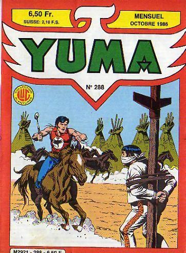 Couverture de Yuma (1re série) -288- Yuma 288