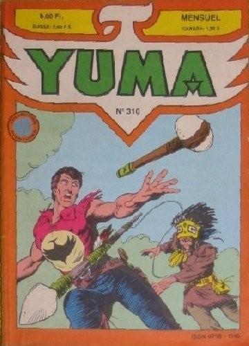 Couverture de Yuma (1re série) -310- Yuma 310