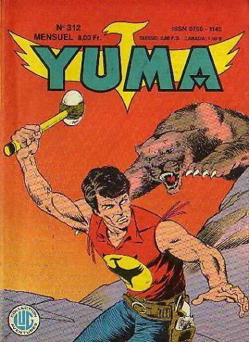 Couverture de Yuma (1re série) -312- Yuma 312