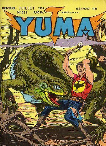 Couverture de Yuma (1re série) -321- Yuma 321