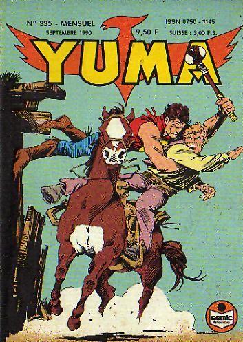 Couverture de Yuma (1re série) -335- Yuma 335