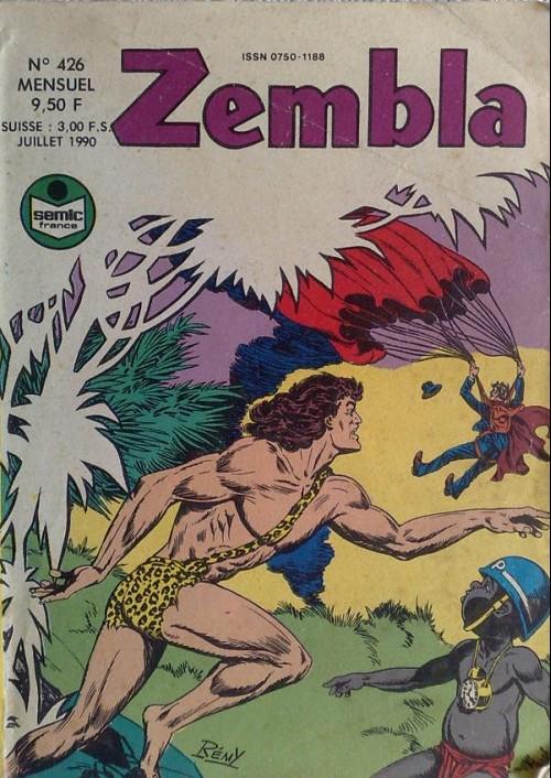 Couverture de Zembla -426- Zembla 426