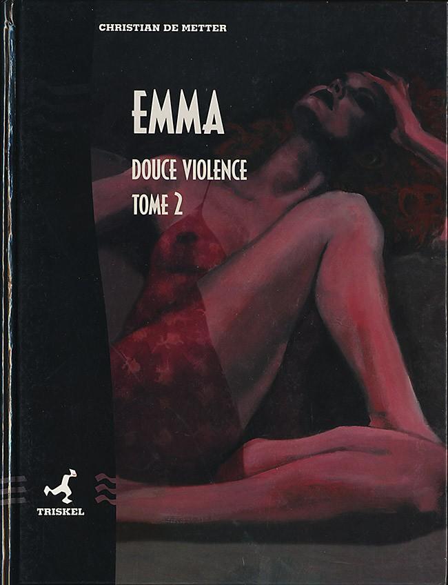 Couverture de Emma (De Metter) -2- Douce violence