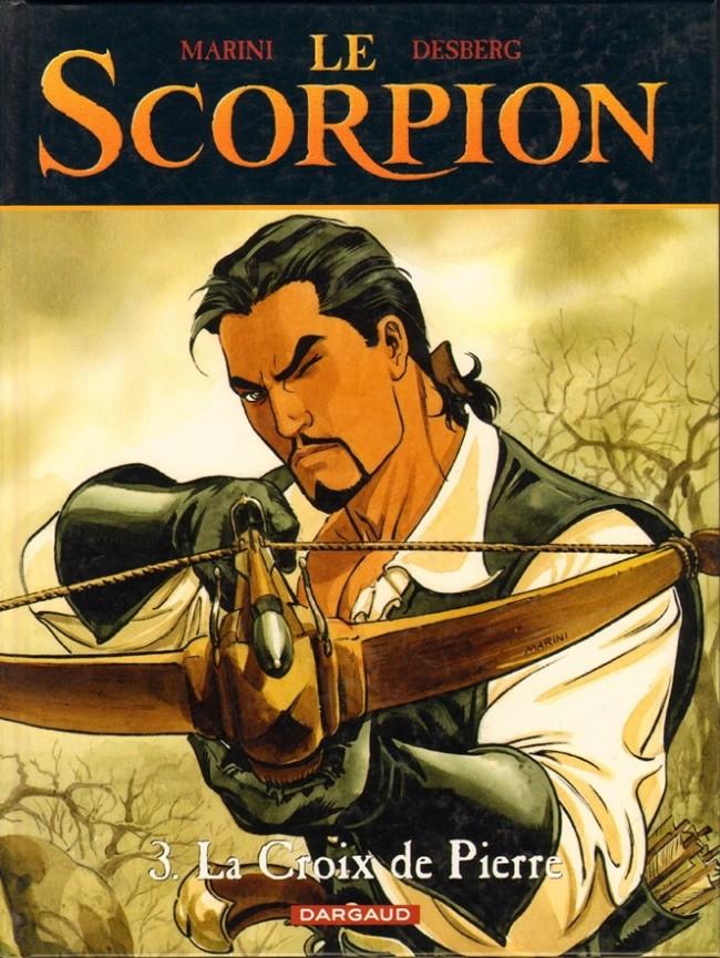 Couverture de Le scorpion -3- La croix de Pierre