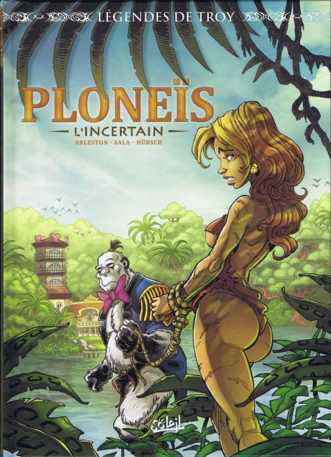 Couverture de Ploneïs l'incertain